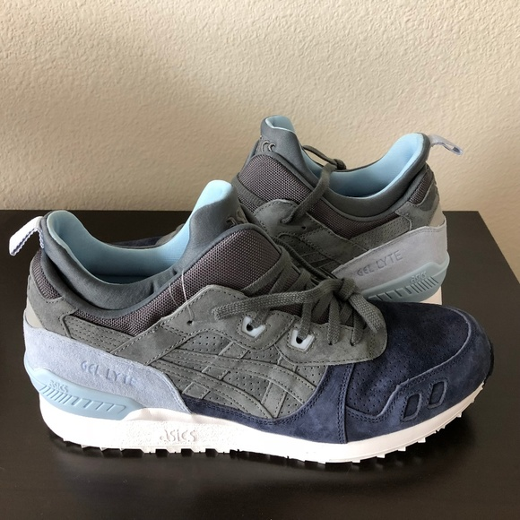 7c82f3773 New ASICS GEL-LYTE MT CARBON Sneakers 11.5 HL7Z1